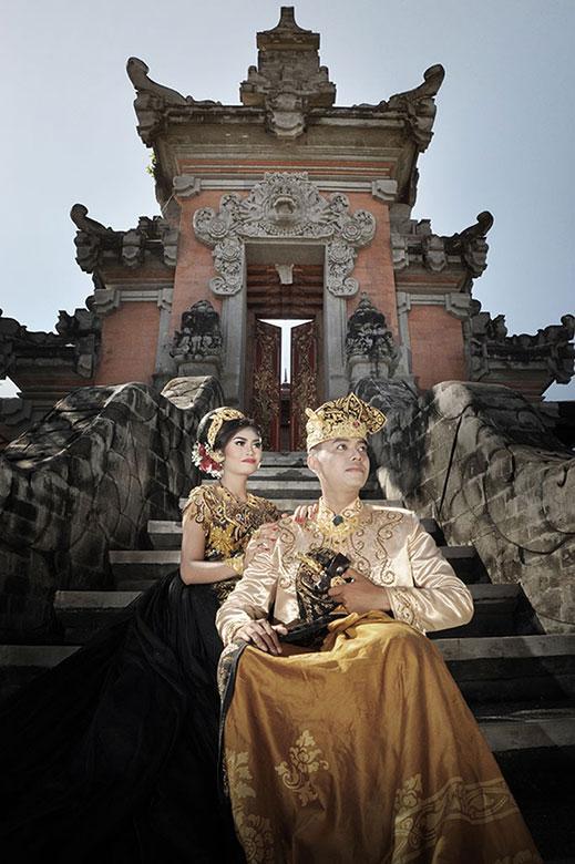 Konsep Prewedding Bali Modern