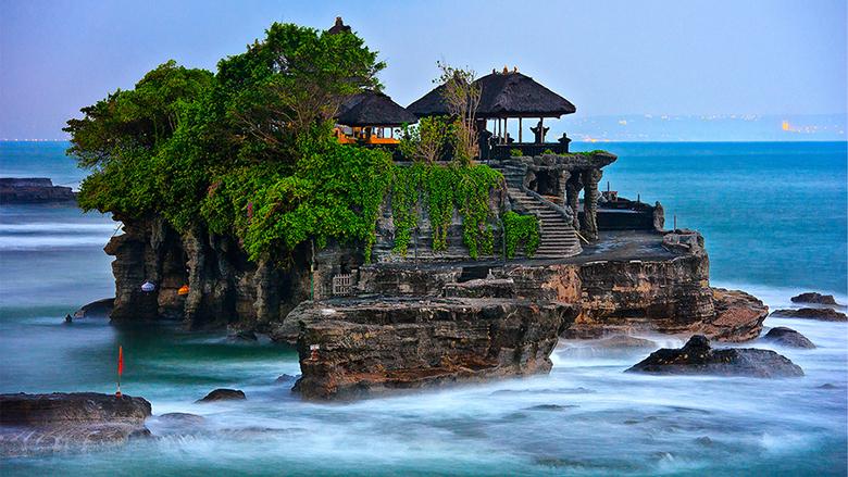 foto prewedding di pantai Bali